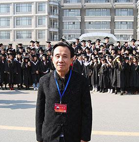 2014年尉汤渺老师在北京大学开会