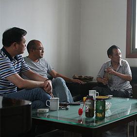 杭州萧山鑫森化工助剂有限公司勘察